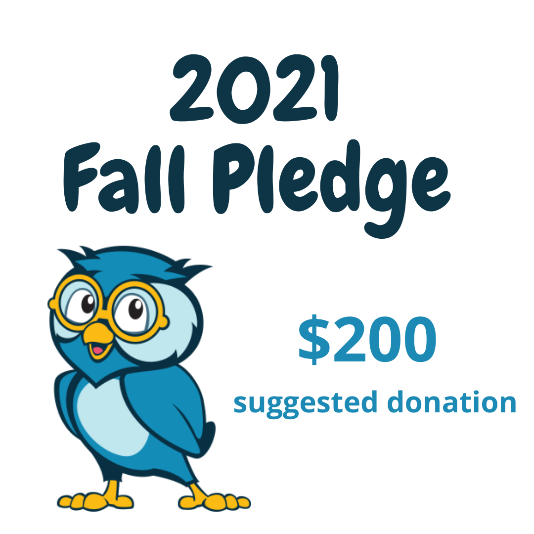 Fall Pledge - Suggested Donation Per Family
